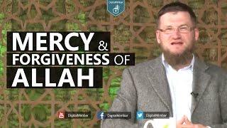 Mercy & Forgiveness of Allah – Ismail bullock & Ayaz Housee