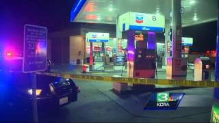 Shooting at Sacramento gas station leaves one dead