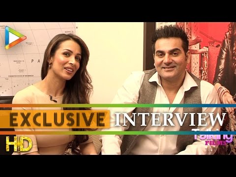 Arbaaz Khan-Malaika Arora Khan's Exclusive On 'Dolly Ki Doli', Salman Khan Part 1