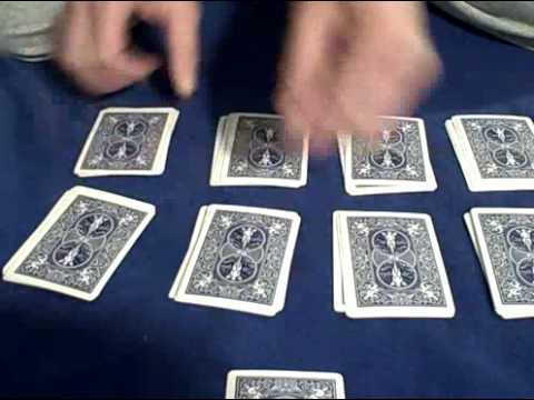 Easy Great Card Trick - (Tutorial)