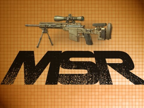 MSR Gameplay - Baja Confirmada - Modern Warfare 3