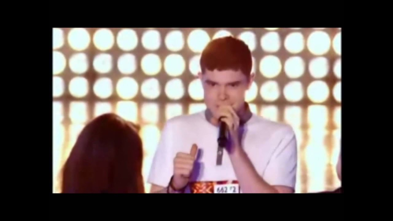 Dale Ali X Factor Uk 2012 Audition Youtube