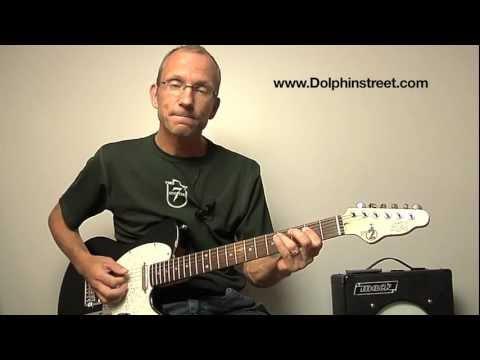 Blues Guitar Lead & Rhythm Lesson