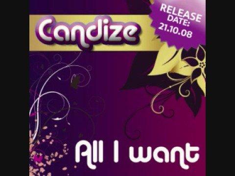 Candize - All I Want (Martin Schweizer And David Mate Rmx)