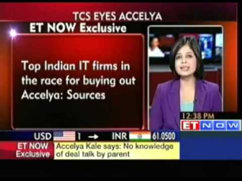 Indian IT Companies In Race To Buy Spanish Firm Accelya