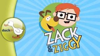 Zack és Ziggy (2. rész) - ducktv (mese babáknak)