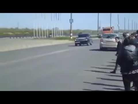 Azeri avtos rusiyada.