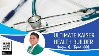 KAISER HEALTH INSURANCE [Ultimate Kaiser Health Builder NEW and COMPLETE Guide]