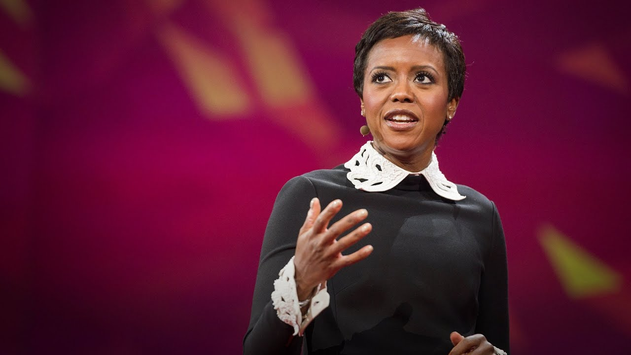 Mellody Hobson Color Blind Or Color Brave Youtube