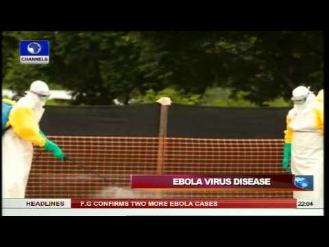 News@10: Ebola Virus Declared As An International Emergency By W.H.O