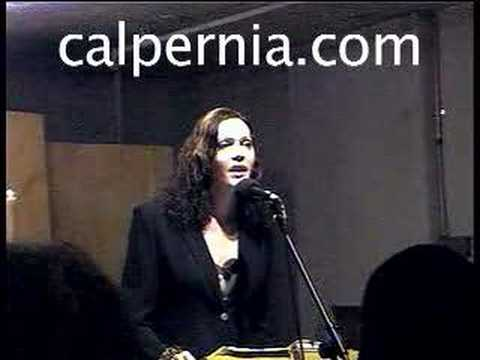 "Calpernia Addams: ""Finding Hope"" Speech"