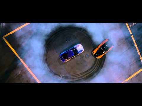 The Fast And The Furious - Tokyo Drift (2006) - Han Circling...