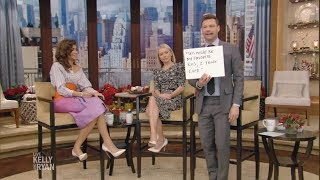 Zendaya Talks About Zac Efron's Reaction to Their Onscreen Kiss by : LIVEKellyandRyan