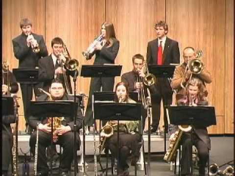 NDSU Jazz Ensemble- Any Dude'll Do