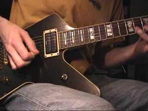 Paul Gilbert - String Skipping