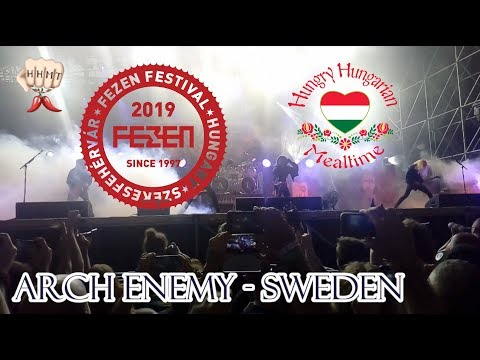Hungry Hungarian Time - FEZEN 2019 Music Festival Recap