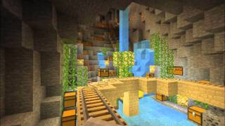 Minecraft Indiana Jones Ride