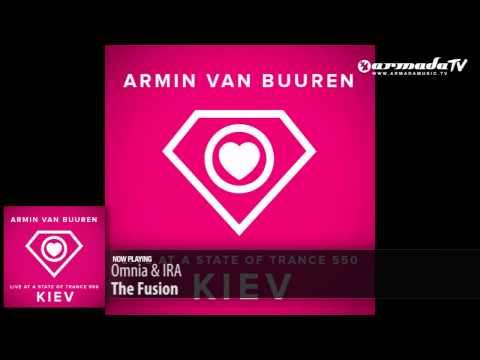 Out now: Armin van Buuren – Live at A State Of Trance 550 Kiev