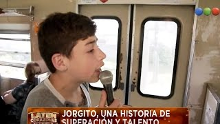 La conmovedora historia de Jorgito - Laten Corazones
