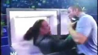 undertaker scares randy orton