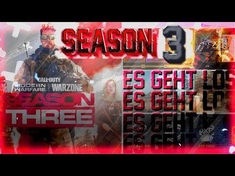 Cold War - Warzone - Season Three ist da – Zurück in die Vergangenheit von Verdansk !!! (German)