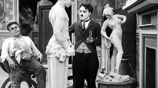 Charlie chaplain funny moment