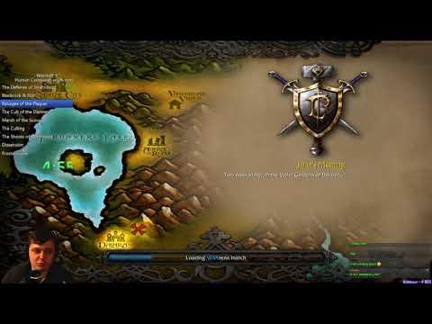 Разбор мирового рекорда по WarCraft 3 RoC. Кампания Людей.