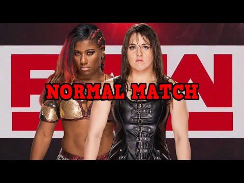 WWE 2K18 | PSP EMBER MOON VS NIKKI CROSS AUG.1,2019