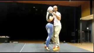 Intense Kizomba by Sara and Albir