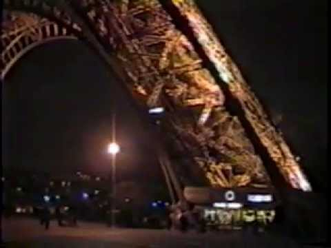 Tour-Eiffel-Tower by night, Noche en Paris la Nuit, 2000 Cubana/AOM