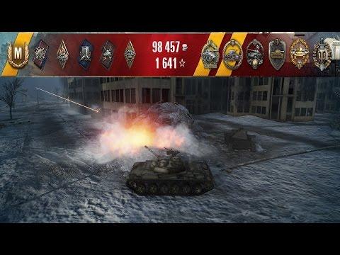 World of Tanks - Object 140 - 10.6K Dmg - Radley-Walters' + Kolobanov's + Spartan + Steel Wall