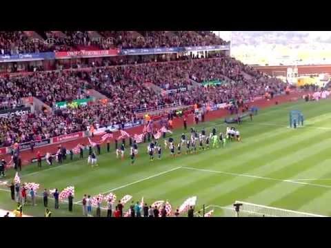 Stoke City v Fulham 03.05.2014