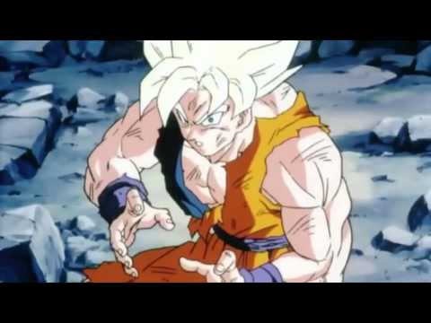 Goku Vs Broly   Not Gonna Die video