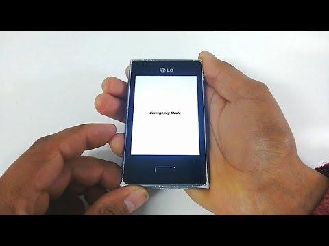 Firmware Stock Rom LG Optimus L3 E400. E400f. E405. E405f. Como instalar. Restaurar. Atualizar