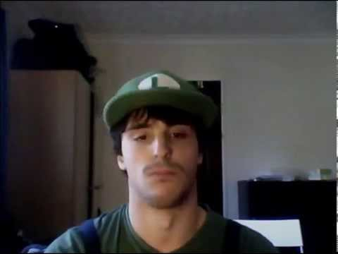 Super Luigi Mushroom Overdose video
