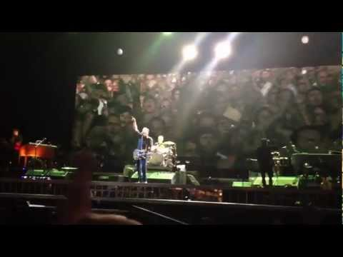 Bruce Springsteen - Born in the USA (Live in Prague 2012)