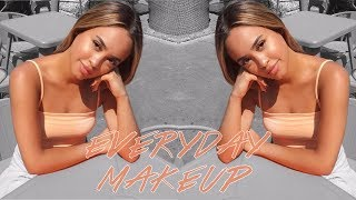 MY EVERYDAY MAKEUP ROUTINE! | Maria Bethany