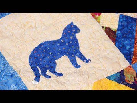 Красота! Тётины стёганые одеяла из маленьких кусочков. жизнь в Америке, в США.