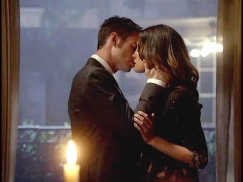 Elijah And Hayley Love Story - First Kiss 1x20 & Second Kiss 1x21 video