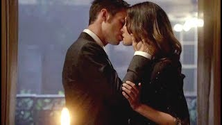 Elijah and Hayley love story - first kiss 1x20 & second kiss 1x21