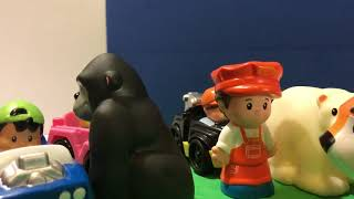 Toy Show - New Pals