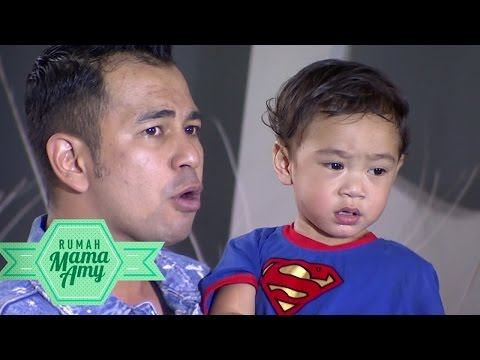 Cieee Rafathar Mau Ketemu Arsy  - Rumah Mama Amy (26/4)