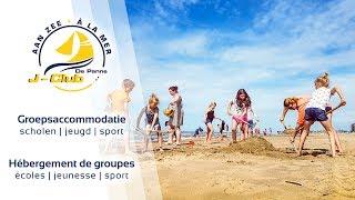J-Club De Panne - Groepsvakanties aan zee
