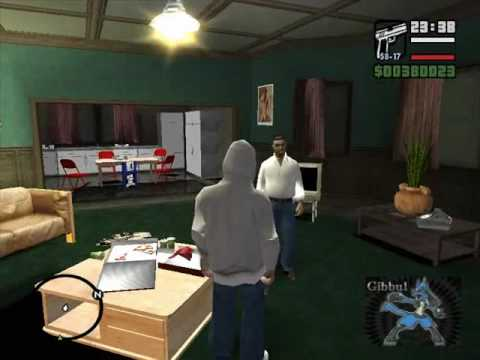 Loquendo - El Ladron regresa ( GTA San Andreas) Cap 2/?