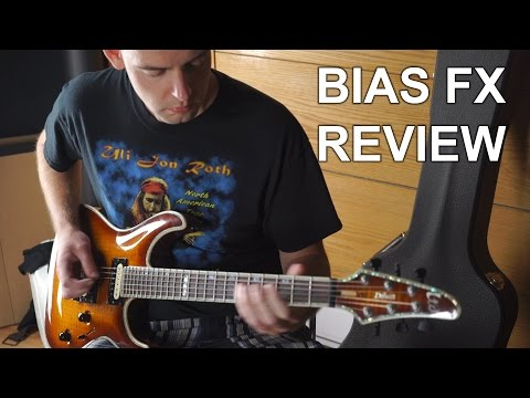Killer tone & awesome capability - Bias FX Desktop