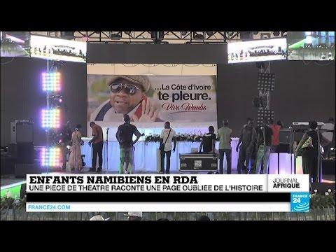 Concert hommage pour Papa Wemba à Abidjan