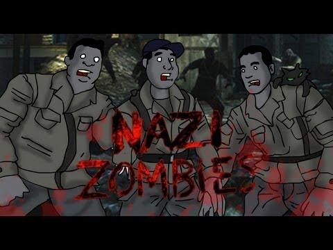 Black Ops 2 Zombies: Tranzit con Tum Tum y el Duxativa!