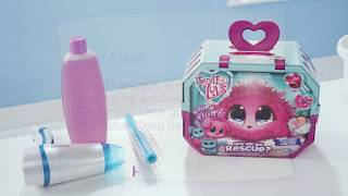 How to Wash Scruff-a-Luv