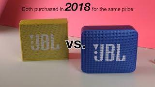 JBL GO vs GO2