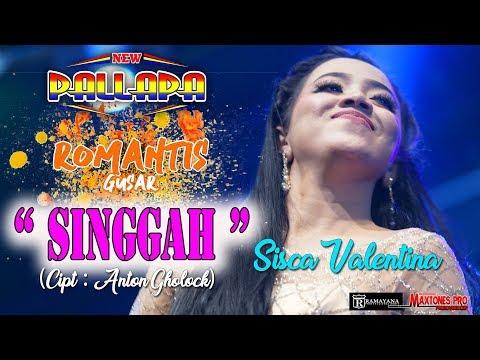 Download SINGGAH CIPT . ANTON GHOLOCK  - SISKA VALENTINA - NEW PALLAPA LIVE ROMANTIS GUSAR 2019 Mp4 baru